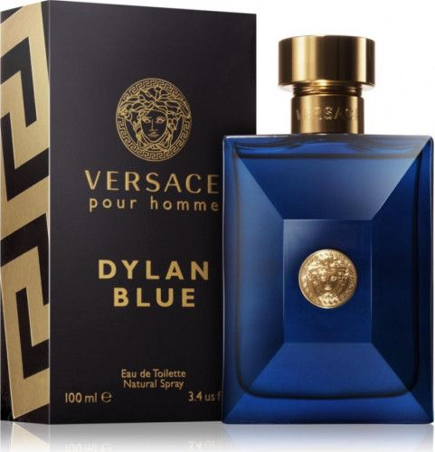 imagine 0 Apa de Toaleta Dylan Blue by Versace Barbati 100ml 8011003825745
