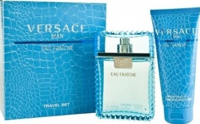 imagine 0 Apa de Toaleta Eau Fraiche 30ml + Shower Gel 50ml by Versace Barbati 30ml+50ml pf_125494