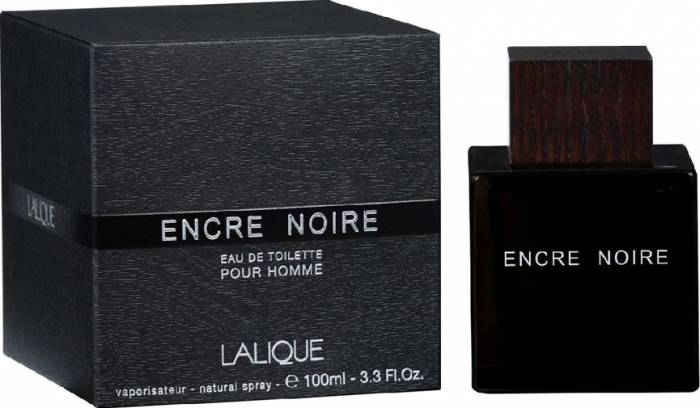 imagine 0 Apa de Toaleta Encre Noire by Lalique Barbati 100ml pf_112544