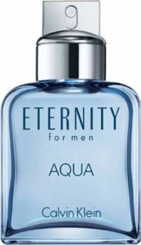 imagine 0 Apa de Toaleta Eternity Aqua by Calvin Klein Barbati 100ml pf_112082