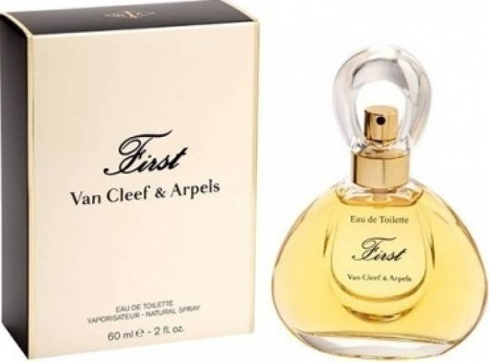 imagine 0 Apa de Toaleta First by Van Cleef and Arpels Femei 60ml pf_121054