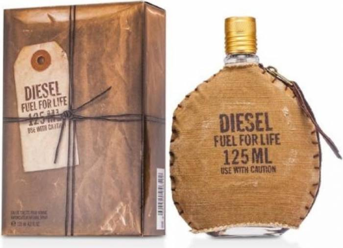 imagine 0 Apa de Toaleta Fuel for Life by Diesel Barbati 125ml 3605520946592