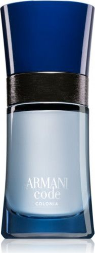 imagine 1 Apa de Toaleta Code Colonia by Giorgio Armani Barbati 50ml 3614270692406