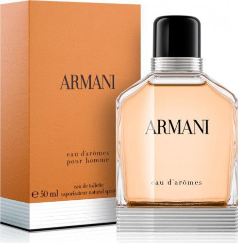 imagine 0 Apa de Toaleta Eau d Aromes by Giorgio Armani Barbati 50ml 3605521966001