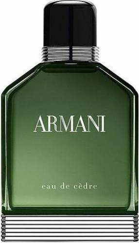 imagine 0 Apa De Toaleta Giorgio Armani Eau De Cedre Barbati 100ml 3614270284922