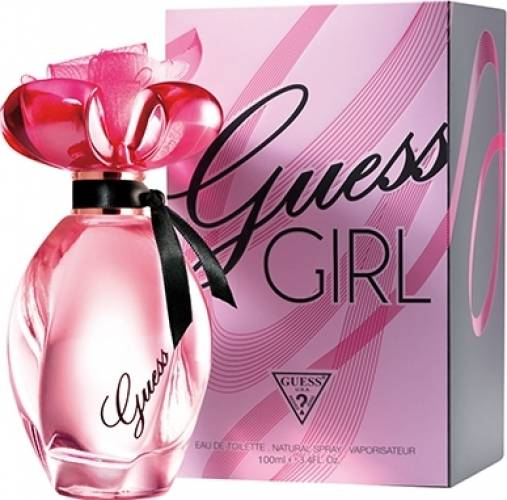 imagine 0 Apa de Toaleta Girl by Guess Femei 100ml pf_110394