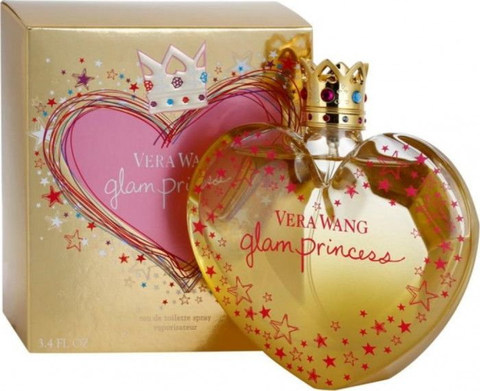 imagine 0 Apa de Toaleta Glam Princess by Vera Wang Femei 100 ml 3607348008247