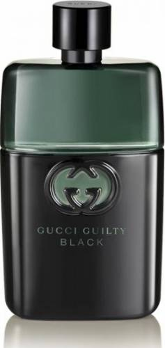 imagine 0 Apa De Toaleta Gucci Guilty Black Barbati 90ml 0737052626383
