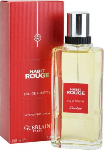 imagine 0 Apa de Toaleta Habit Rouge by Guerlain Barbati 100ml 3346470235533