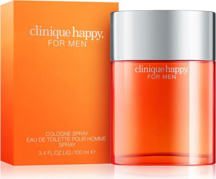 imagine 0 Apa de Toaleta Happy by Clinique Barbati 100ml 0020714080310