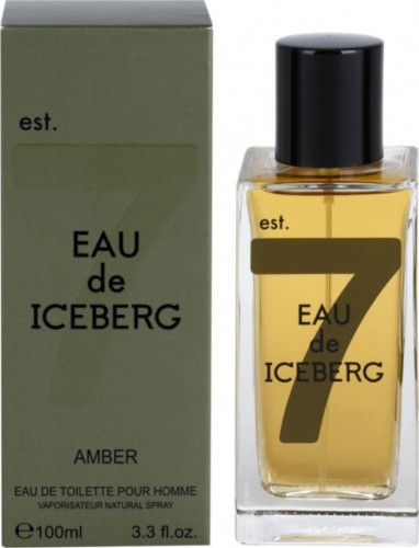 imagine 0 Apa de Toaleta Eau de ICEBERG Amber by Iceberg Barbati 100ml 3605473406785