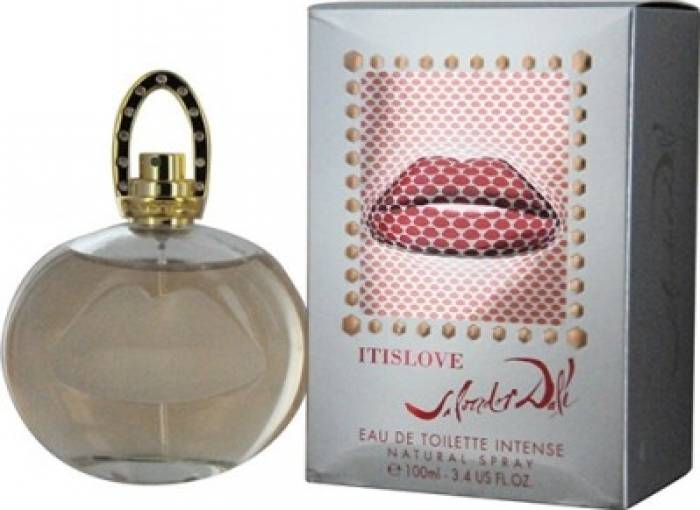 imagine 0 Apa de Toaleta ITISLOVE Intense by Salvador Dali Femei 100ml pf_107503