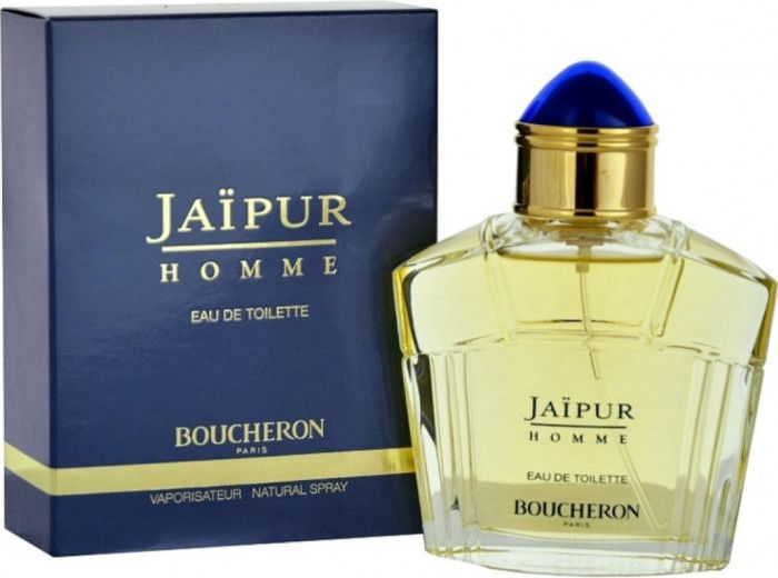 imagine 0 Apa de Toaleta Jaipur Homme by Boucheron Barbati 100ml 3386460036504