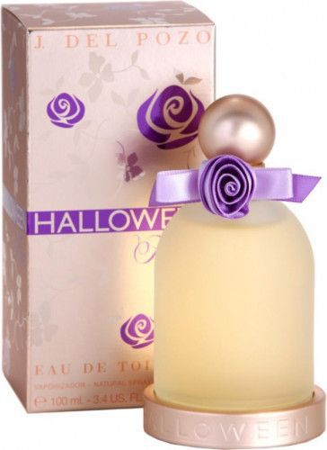 imagine 0 Apa de Toaleta Halloween Fleur by Jesus Del Pozo Femei 100ml 8431754492018