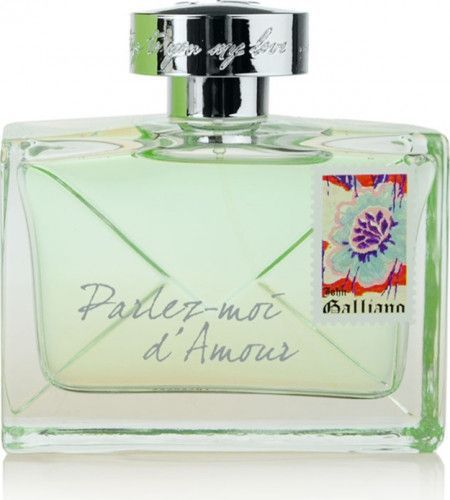 imagine 1 Apa de Toaleta Parlez Moi D Amour Eau Fraiche by John Galliano Femei 80ml 3605473364948