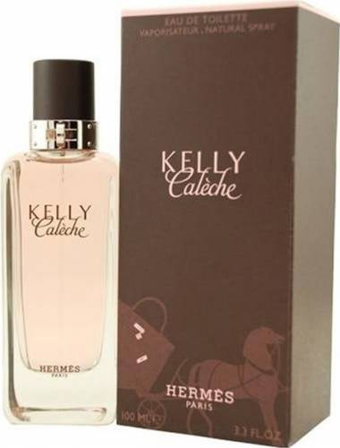imagine 1 Apa de Toaleta Kelly Caleche by Hermes Femei 50ml 3346131500048