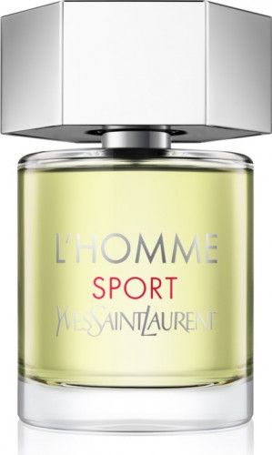 imagine 1 Apa de Toaleta L Homme Sport by Yves Saint Laurent Barbati 100ml 3365440774094