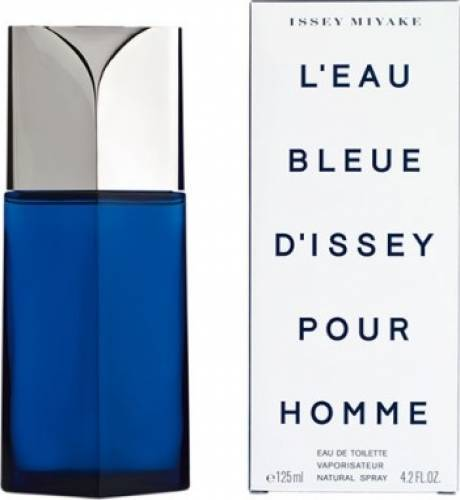 imagine 0 Apa de Toaleta LEau Bleue DIssey pour Homme by Issey Miyake Barbati 125ml pf_119760