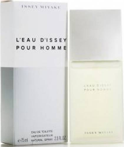imagine 0 Apa de Toaleta LEau DIssey pour Homme by Issey Miyake Barbati 75ml pf_112255
