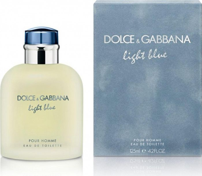 imagine 0 Apa de Toaleta Light Blue by Dolce and Gabbana Barbati 125ml 0737052079080