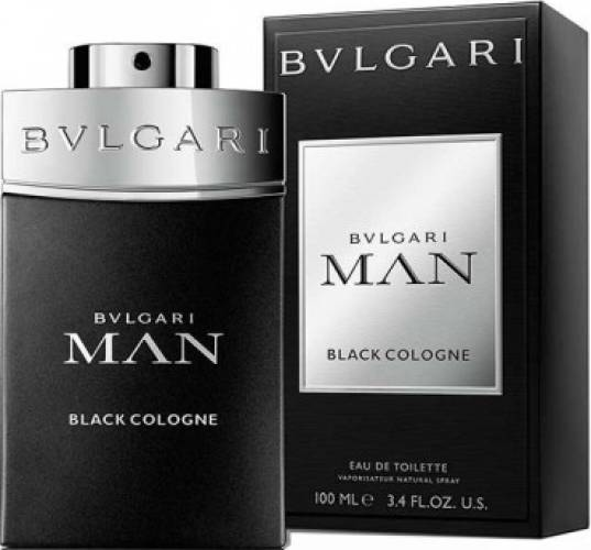 imagine 0 Apa de Toaleta Man Black Cologne by Bvlgari Barbati 100ml 0783320971518