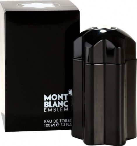 imagine 0 Apa de Toaleta Emblem by Montblanc Barbati 100ml 3386460058728