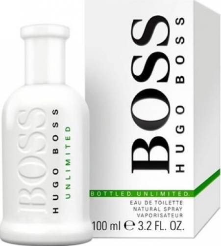 imagine 0 Apa de Toaleta No.6 Bottled Unlimited by Hugo Boss Barbati 100ml pf_120145