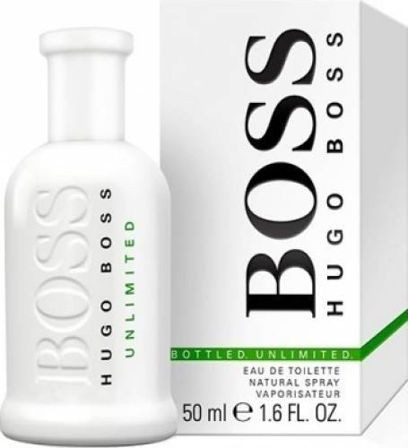 imagine 0 Apa de Toaleta No.6 Bottled Unlimited by Hugo Boss Barbati 50ml pf_120232