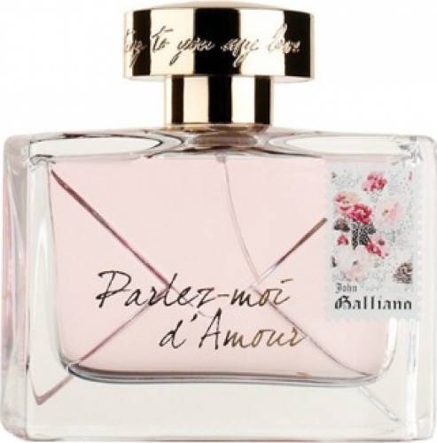 imagine 0 Apa de Toaleta Parlez-Moi dAmour by John Galliano Femei 80ml 3605472101162