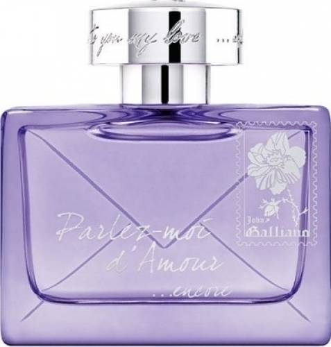 imagine 0 Apa de Toaleta Parlez-Moi dAmour Encore by John Galliano Femei 50ml pf_122115
