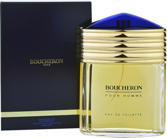 imagine 0 Apa de Toaleta Pour Homme by Boucheron Barbati 100ml 3386460036405