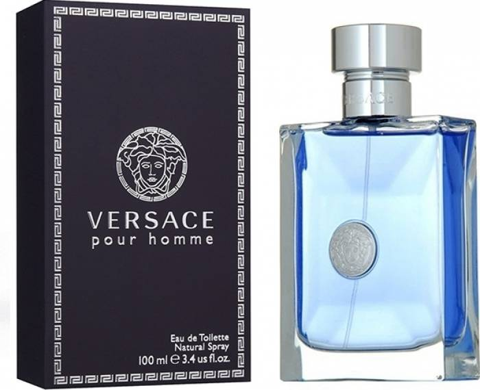 imagine 1 Apa de Toaleta Pour Homme by Versace Barbati 200ml versa0046