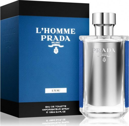 imagine 0 Apa de Toaleta L Homme L Eau by Prada Barbati 100ml 8435137765362