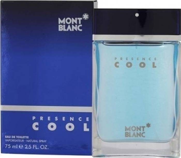 imagine 0 Apa de Toaleta Presence Cool by Mont Blanc Barbati 75ml 3386460032308