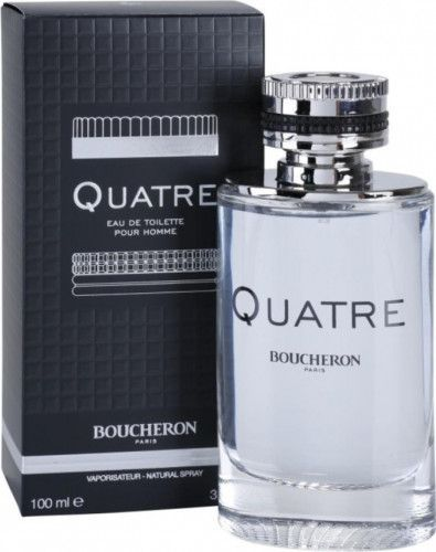 imagine 0 Apa de Toaleta Quatre by Boucheron Barbati 100ml 3386460066136