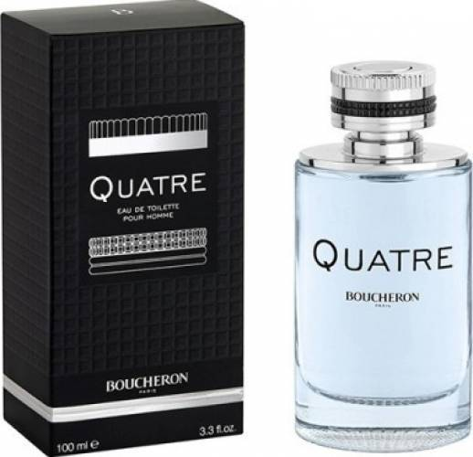 imagine 0 Apa de Toaleta Quatre pour Homme by Boucheron Barbati 100ml pf_124787