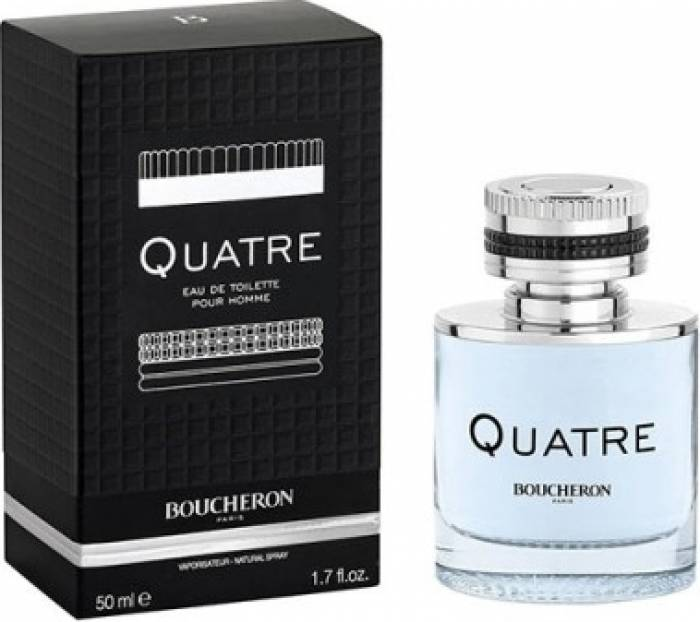 imagine 0 Apa de Toaleta Quatre pour Homme by Boucheron Barbati 50ml pf_126741