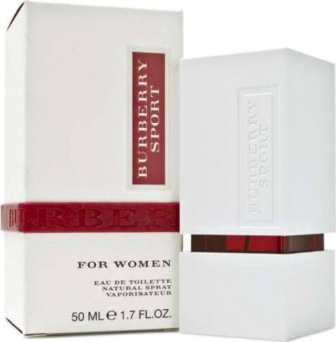 imagine 1 Apa de Toaleta Sport by Burberry Femei 50ml burbei0026