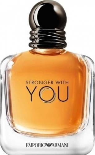 imagine 0 Apa de Toaleta Stronger With You by Giorgio Armani Barbati 100ml 3605522040588