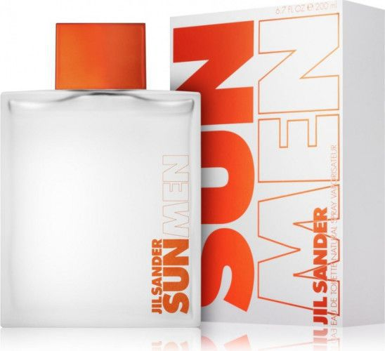 imagine 0 Apa de Toaleta Sun Men by Jin Sander Barbati 200ml 3607349153168