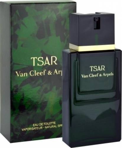 imagine 0 Apa de Toaleta Tsar by Van Cleef and Arpels Barbati 100ml pf_107324