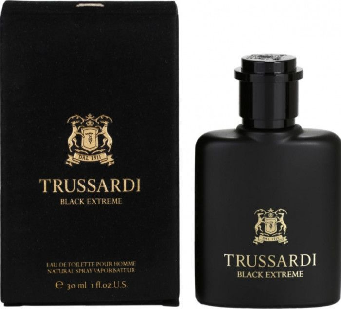 imagine 0 Apa de Toaleta Black Extreme by Trussardi Barbati 30ml 8011530994846