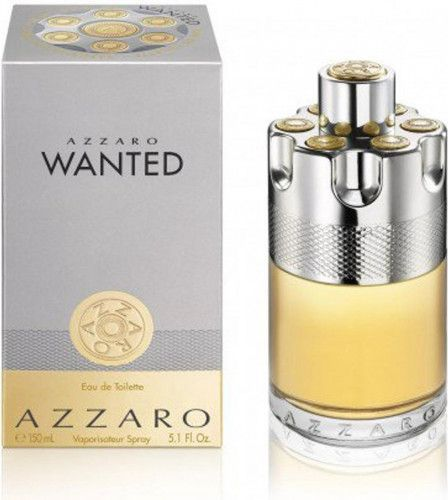 imagine 0 Apa de Toaleta Wanted by Azzaro Barbati 150ml 3351500007783