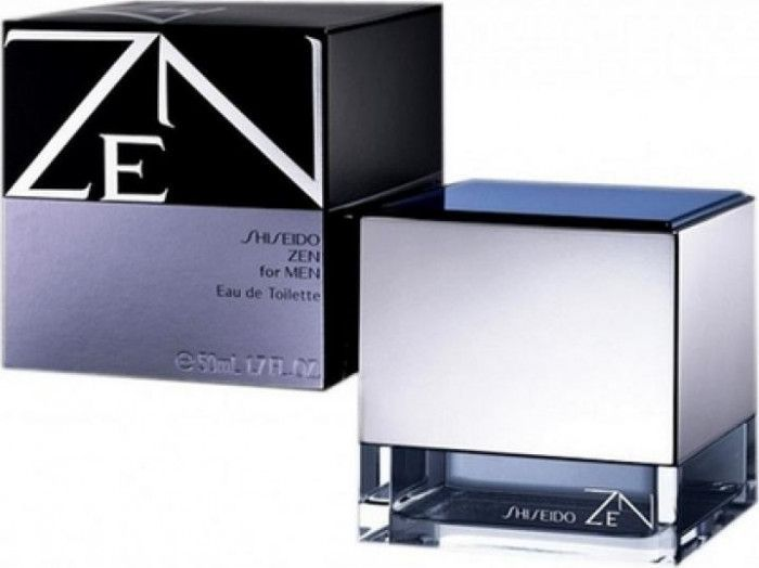 imagine 0 Apa de Toaleta Zen for Men by Shiseido Barbati 50ml 0768614102090