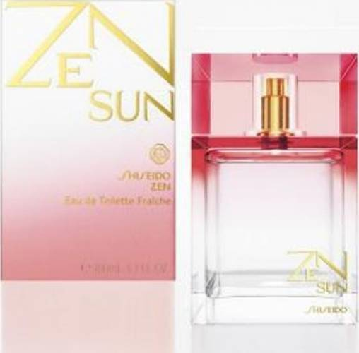 imagine 0 Apa de Toaleta Zen Sun by Shiseido Femei 100ml 0768614104766