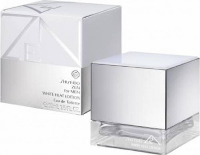 imagine 0 Apa de Toaleta Zen White Heat Edition by Shiseido Barbati 50ml pf_112480