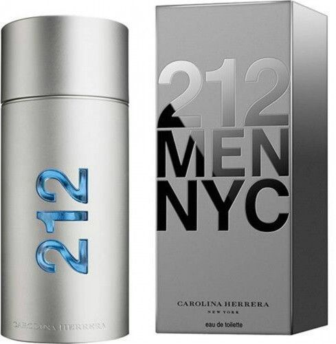 imagine 0 Apa de Toaleta Carolina Herrera 212 Man 100ml parf055