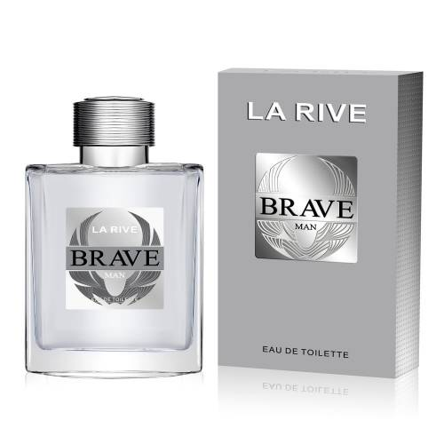 imagine 0 Apa de toaleta La Rive Brave man 100 ml lrbm100