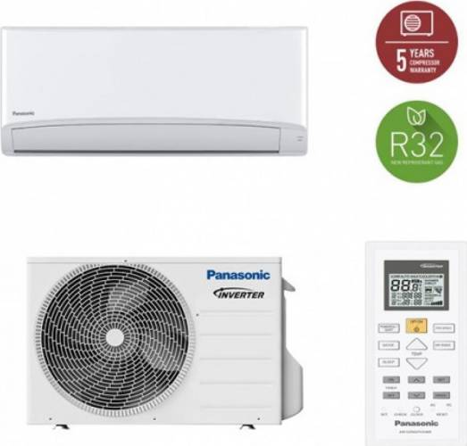 imagine 0 Aparat aer conditionat Panasonic Compact KIT-TZ50TKE 18000BTU Inverter Clasa A++ R32 Alb kit-tz50tke