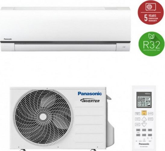 imagine 0 Aparat aer conditionat Panasonic Inverter 21000 BTU Clasa A++ R32 Alb KIT-FZ60UKE